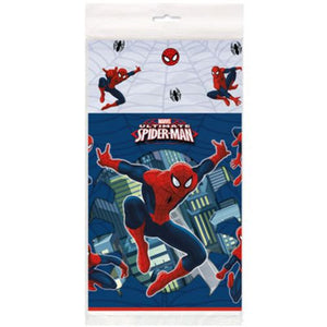 Spiderman Tablecover - Uptown Parties & Balloons