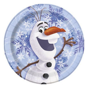 "7"" Olaf - Uptown Parties & Balloons"