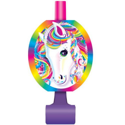 Rainbow Majesty Blowouts - Uptown Parties & Balloons