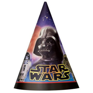 Star Wars Party Hats - Uptown Parties & Balloons