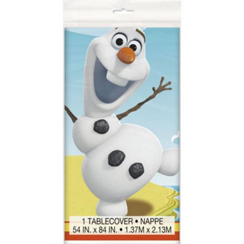 Tablecover Olaf - Uptown Parties & Balloons