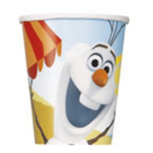 Olaf 9oz Cups - Uptown Parties & Balloons