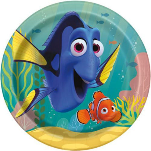 "Finding Dory 9"" Plates"