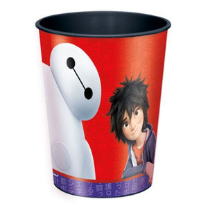 Big Hero 6 16oz Plastic cup - Uptown Parties & Balloons