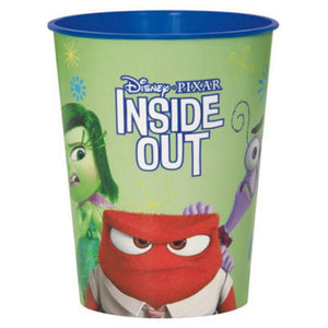 Inside Out 16oz Plastic Cup - Uptown Parties & Balloons