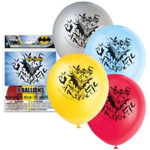 Avengers Latex Balloons - Uptown Parties & Balloons