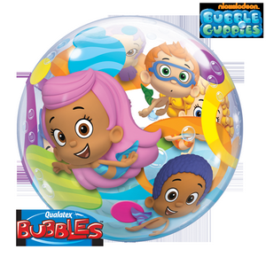 Bubble Guppies Bubble - Uptown Parties & Balloons