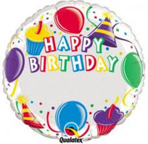 Birthday Cupcakes - Customizable - Uptown Parties & Balloons