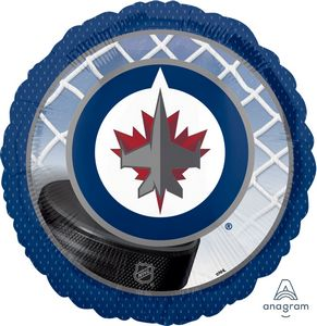 NHL Winnipeg Jets - Uptown Parties & Balloons