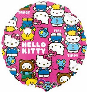 Hello Kitty - Uptown Parties & Balloons
