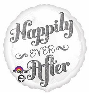 Happily Ever After - Uptown Parties & Balloons