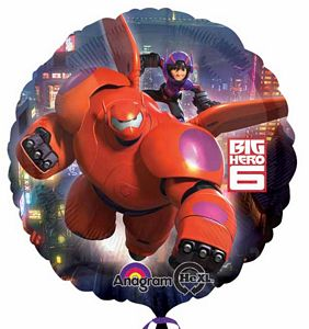 Big Hero 6 - Uptown Parties & Balloons