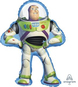 Buzz Lightyear SuperShape - Uptown Parties & Balloons