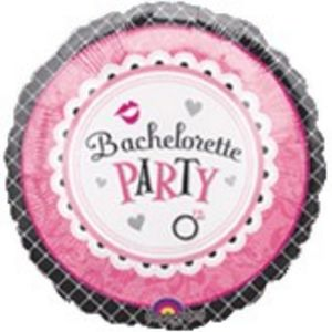 "18"" Bachelorette Party - Uptown Parties & Balloons"