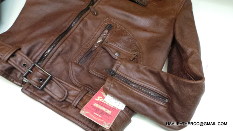 VINTAGE PERFECTO BROWN