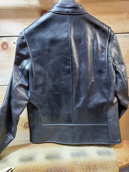 Schott Nyc Perfecto P-665 RARE Horween Chromexcel steerhide Café Racer NEW Tags