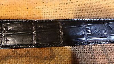 Nanni Belts Made In Milan Italy Exotic leather SKINS Great Quality Style4134 New