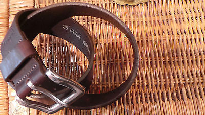 HONEST LEATHER & BILLY BELTS  QUALITY California  NEW VINTAGE BELTS Made in USA