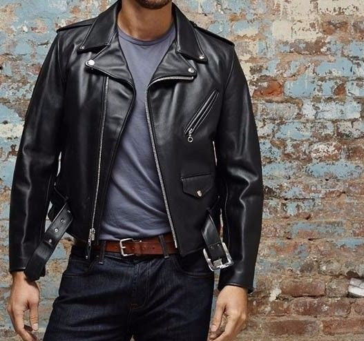 Schott Nyc PERFECTO Men's S  Rider 618 Steerhide Leather MOTO USA Jacket NWT