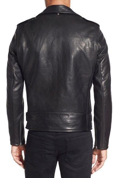 Perfecto-by-Schott-NYC-Style-519-Black made in USA