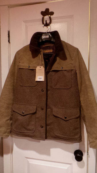 SCHOTT NYC JACKET MADE IN USA SIZE MEDIUM- 762 NWT PERFECTO LABEL