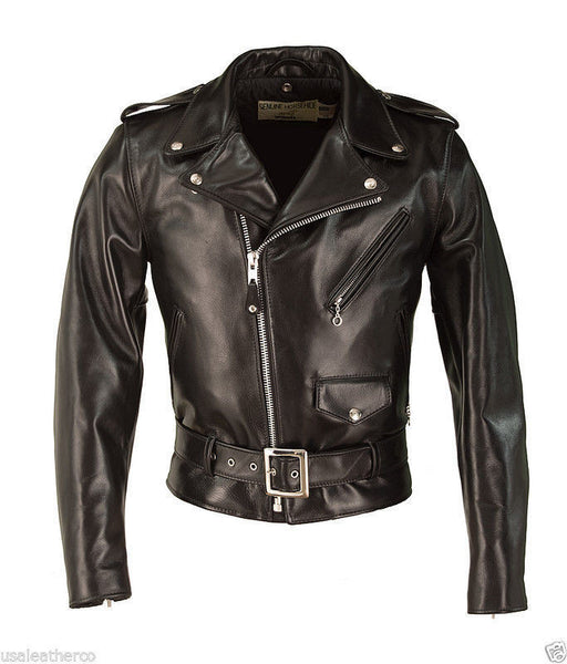 Schott NYC Mens 618HH Horsehide Star Perfecto Jacket NWT  ASK 4 SIZES  LEFT