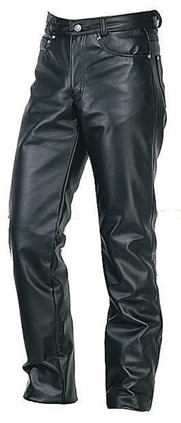 Schott NYC Mens 600 or 604  LEATHERS NEW  JEAN STYLE PANTS STEERHIDES