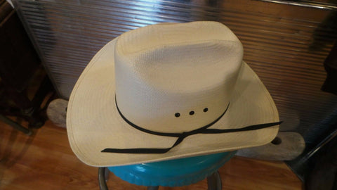 Vintage Cowboy Palm Hat From PFI
