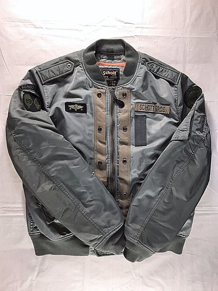 Schott NYC Flight Bomber Jacket |XL