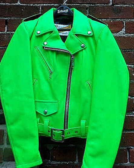 Schott NYC Women lambskins Perfecto leather jackets  Made in Usa NWT  LAST ONE