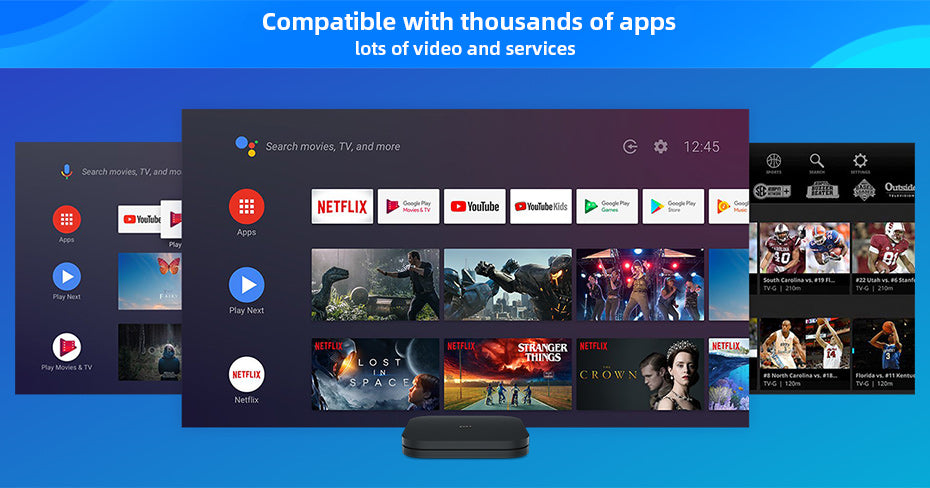Smart Android T.V. Box - GadgetCart