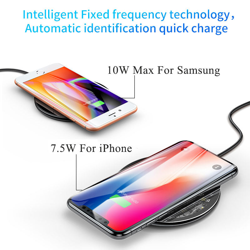 Smart wireless phone charger - GadgetCart