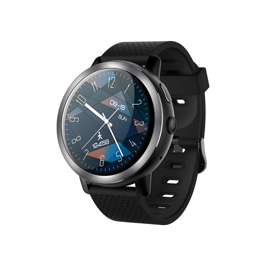 LEMFO LEM8 Big Display Smartwatch Heart Rate Monitor and Multi-function Wifi Device