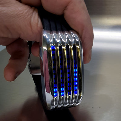 BARCODE Rare Retro TokyoFlash Collectors NOS LED Watch - CLOSEOUT!