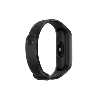Heart Rate Fitness Tracker Smartwatch Sports Bracelet for Android OS - GadgetCart