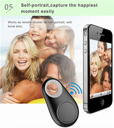 Blue Tooth Tracker Smart Key Finder Security Gadget - GadgetCart