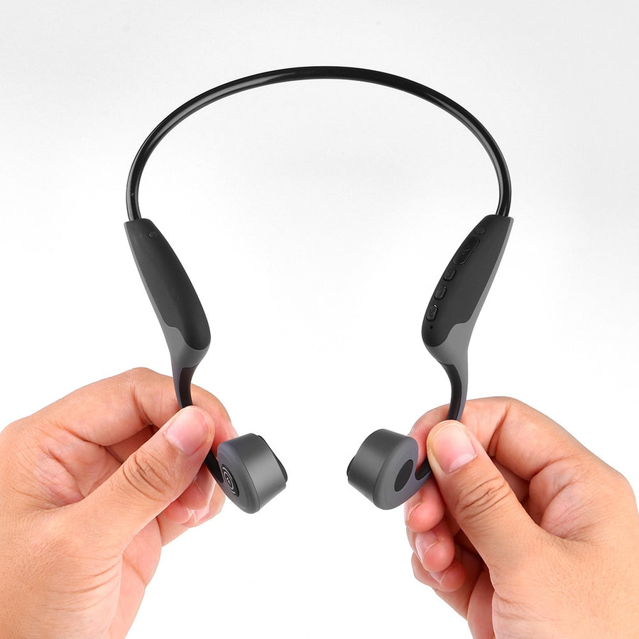 Wireless Bone Conduction  Headphones - GadgetCart