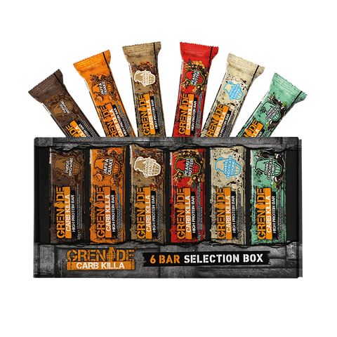 Grenade Carb Killa Selection Box - gymstop