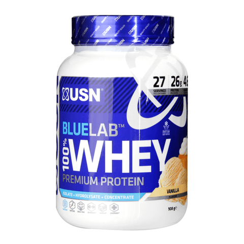 USN BLUE LAB WHEY CLEARANCE