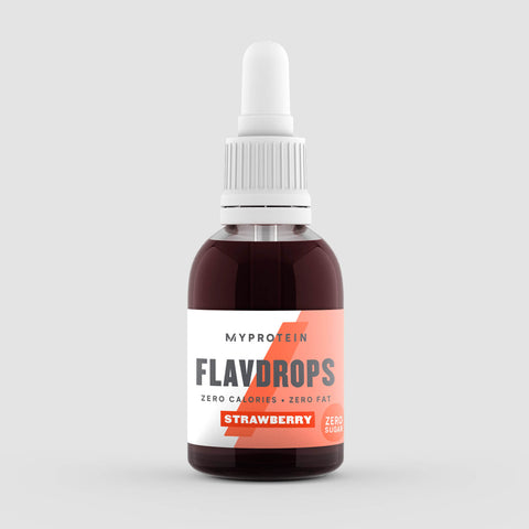 MyProtein FlavDrops 50ml - Short Dated