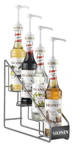 Monin Bottle Display Stand