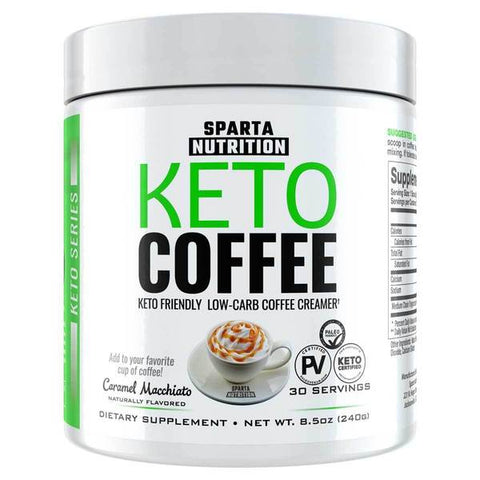 Sparta Nutrition Keto Coffee 240g - gymstop