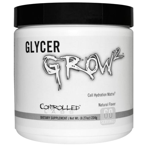 Controlled Labs GlycerGrow 2 234g - gymstop