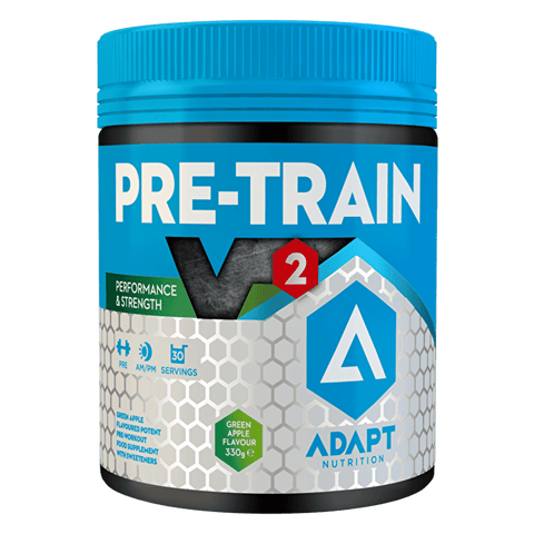ADAPT NUTRITION PRE-TRAIN V2 - gymstop