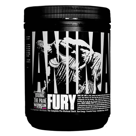 Animal Fury Pre-Workout 320g - gymstop