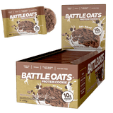 Battle Oats Protein Cookie - gymstop