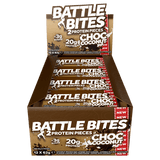 Battle Snacks Battle Bites 12 x 60g - gymstop