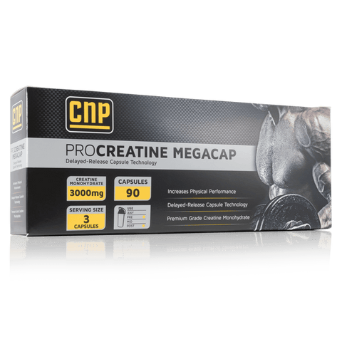 CNP Professional Pro Creatine Megacap - gymstop