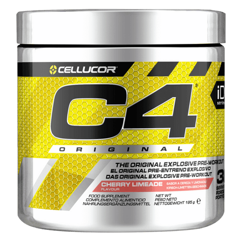 Cellucor C4 Original 195g - Short Dated - gymstop