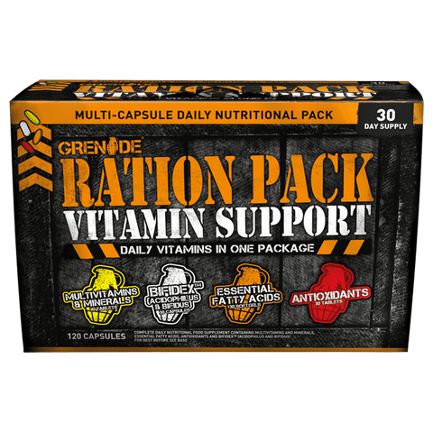 Grenade Ration Pack - gymstop
